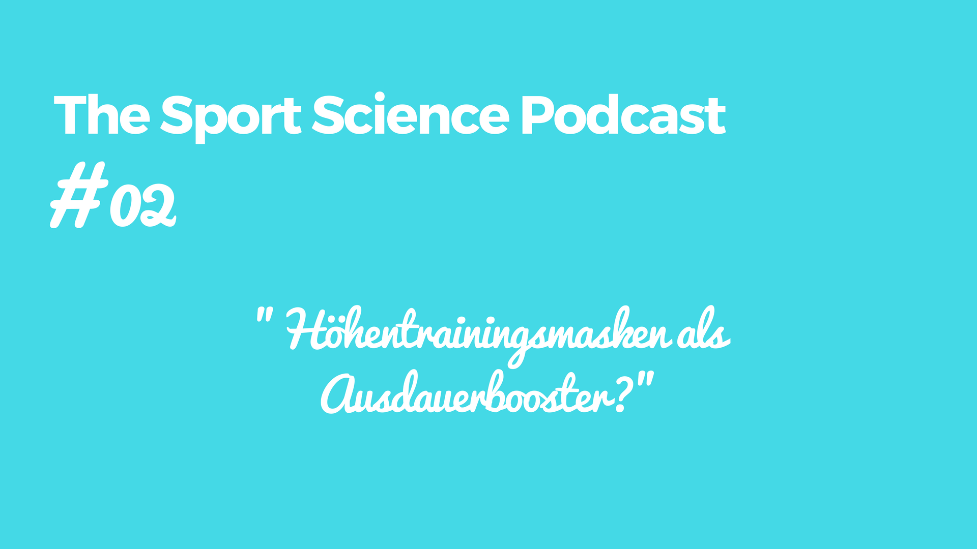 sport science podcast