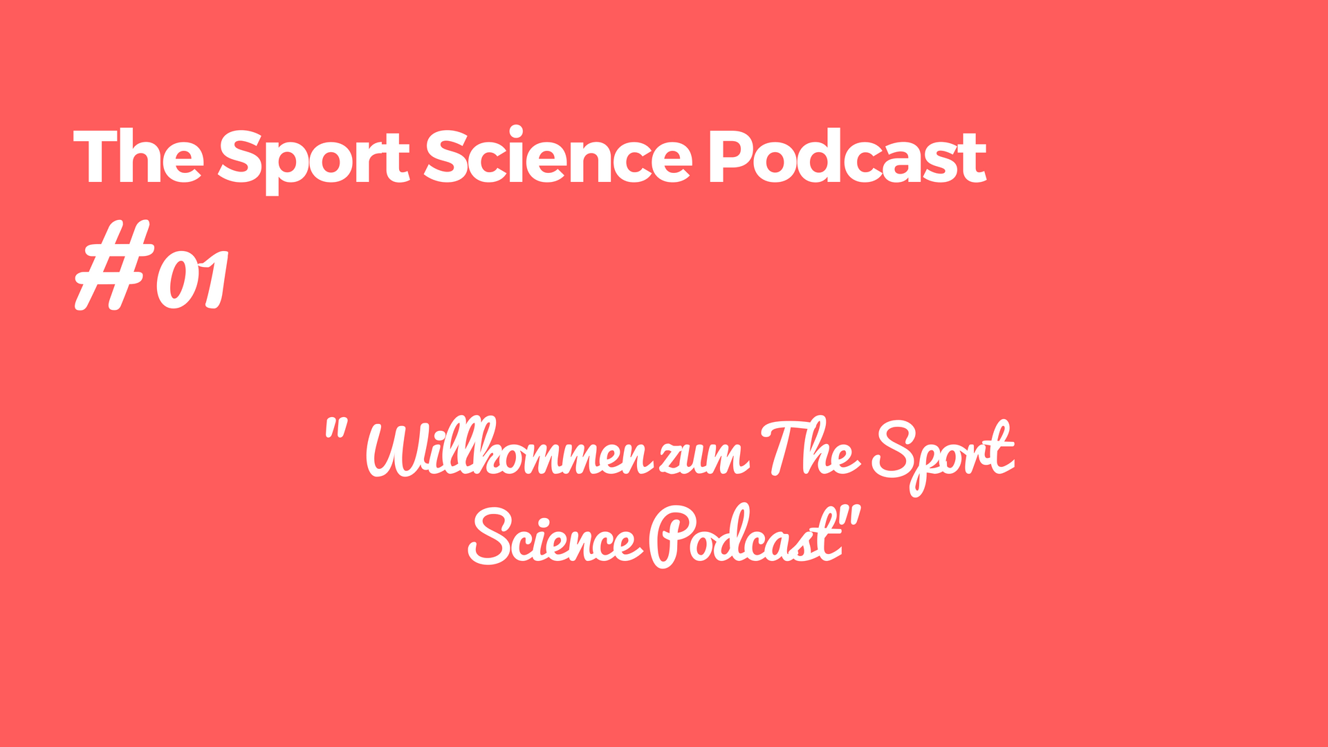 sport science podcast 01